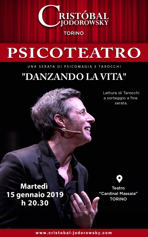 Psicoteatro 2019 Torino