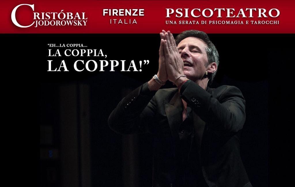 Firenze - Psicoteatro - Cristobal Jodorowsky