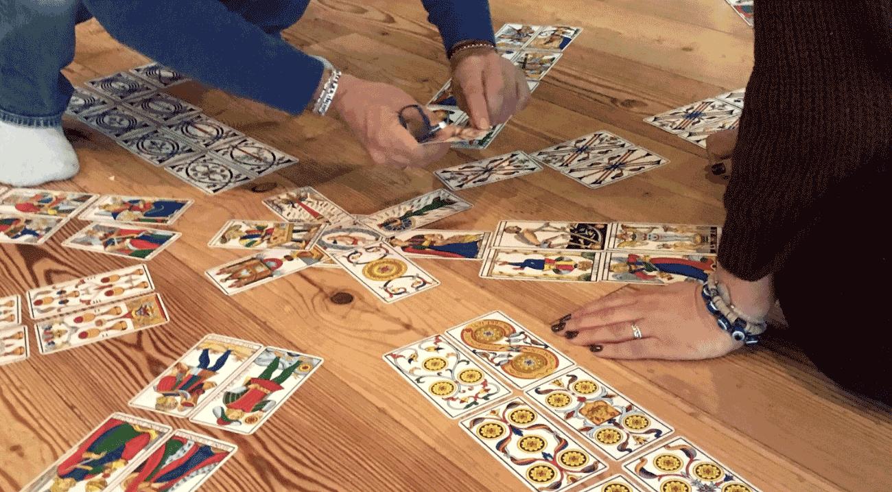 Il Mandala dei Tarocchi Jodorowsky 10