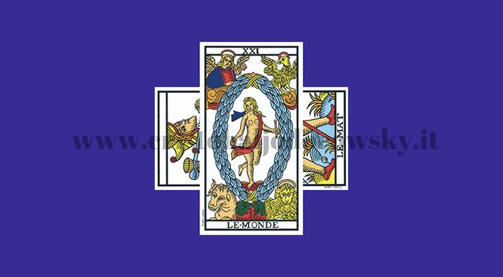 Il nucleo del Mandala Tarocchi Jodorowsky