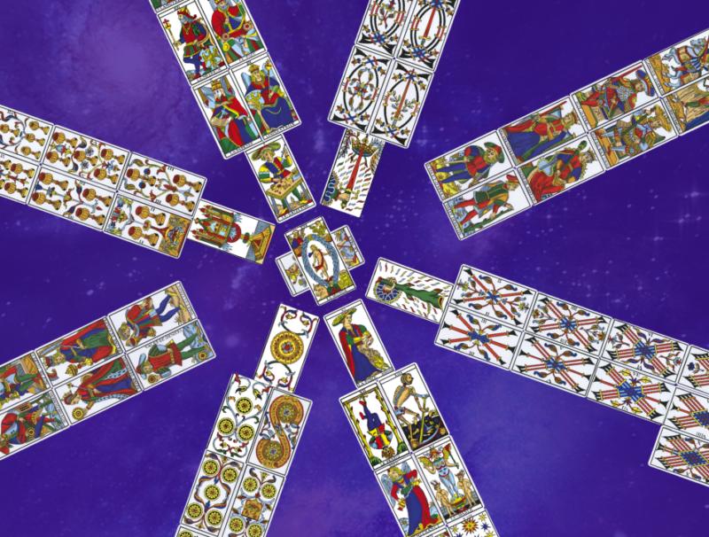 Il mandala dei Tarocchi Jodorowsky