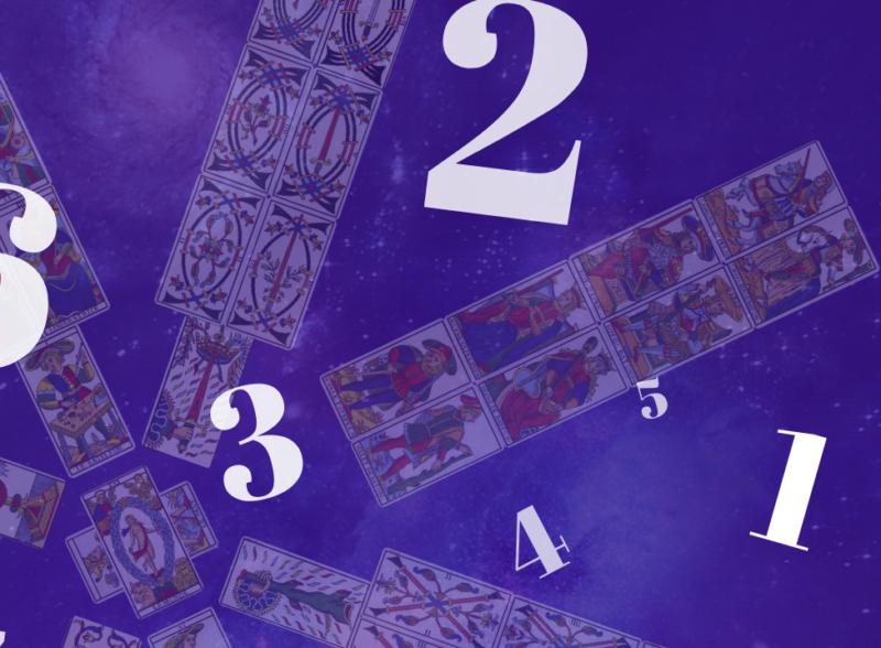 Numerologia evolutiva dei Tarocchi Jodorowsky