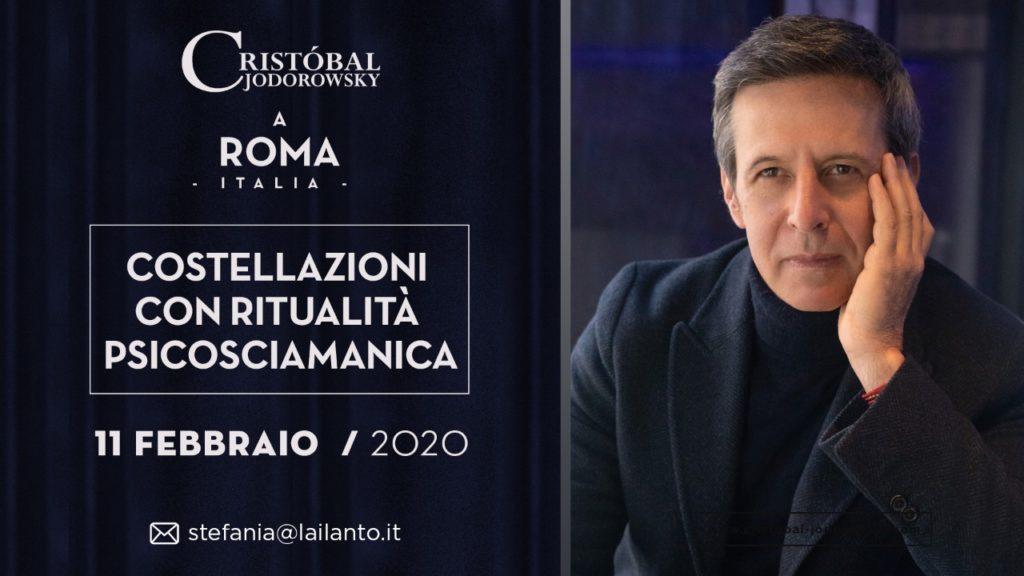 Roma Costellazioni e ritualità psicosciamanica